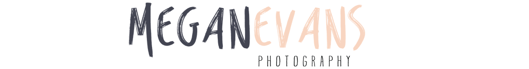 Megan Evans Photography logo